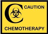 chemotherapy warning