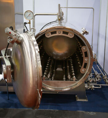 sterilization unit